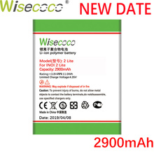 Wisecoco 2900mAh NEW Battery for INOI 2 Lite INOI2 Phone High Quality battery+Tracking Number
