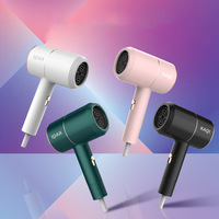 Hair dryer student dormitory hair dryer hotel hair dryer gift hair dryer constant temperature hot and cold 5