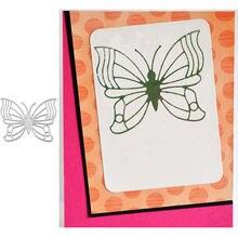Красивая бабочка животные формы металлические Вырубные штампы