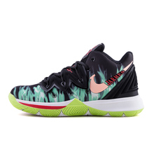 New Kyrie 5 Big Size 11 Hook Loop Men Athletic Sport Unisex Training OffWhite Shoes Basketball Shoes Retro Women Yellow Sneakers