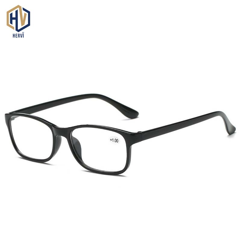 Classical TR90 Resin Reading <font><b>Glasses</b></font> Ultralight Women Men Eyewear <font><b>Glasses</b></font> Presbyopia+<font><b>1.0</b></font> +1.5 +2.0 +2.5 +3.0 +3.5 +4.0 image