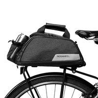 Lixada Bike Rack Bag Waterproof Cycling Bike Rear Seat Bag Bike Trunk Cargo Pack Road Bike Carrier Bag Bicycle Bags & Panniers