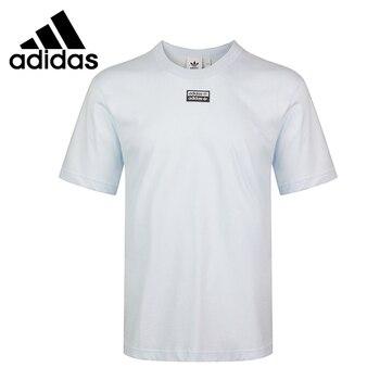 Original New Arrival Adidas Originals D GRP TEE 3 Men's T-shirts short sleeve Sportswear