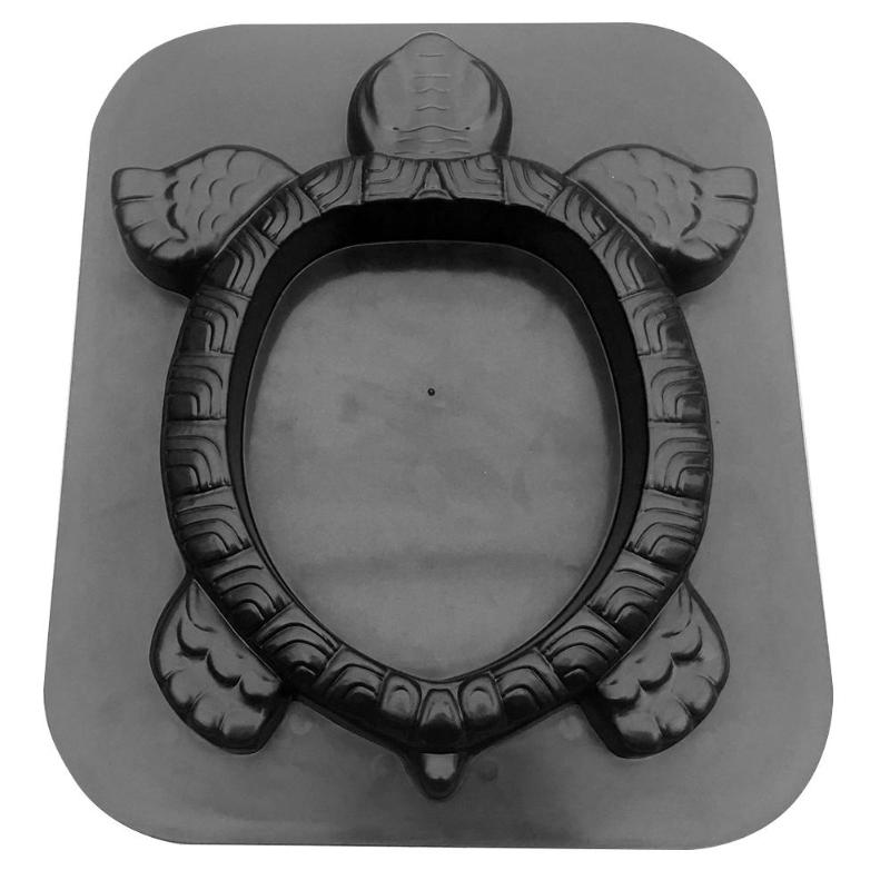 Planting Flowers Garden Path Paving Turtle Concrete Cement Mould DIY Decor Stepping Stone Mould Road Making Tool
