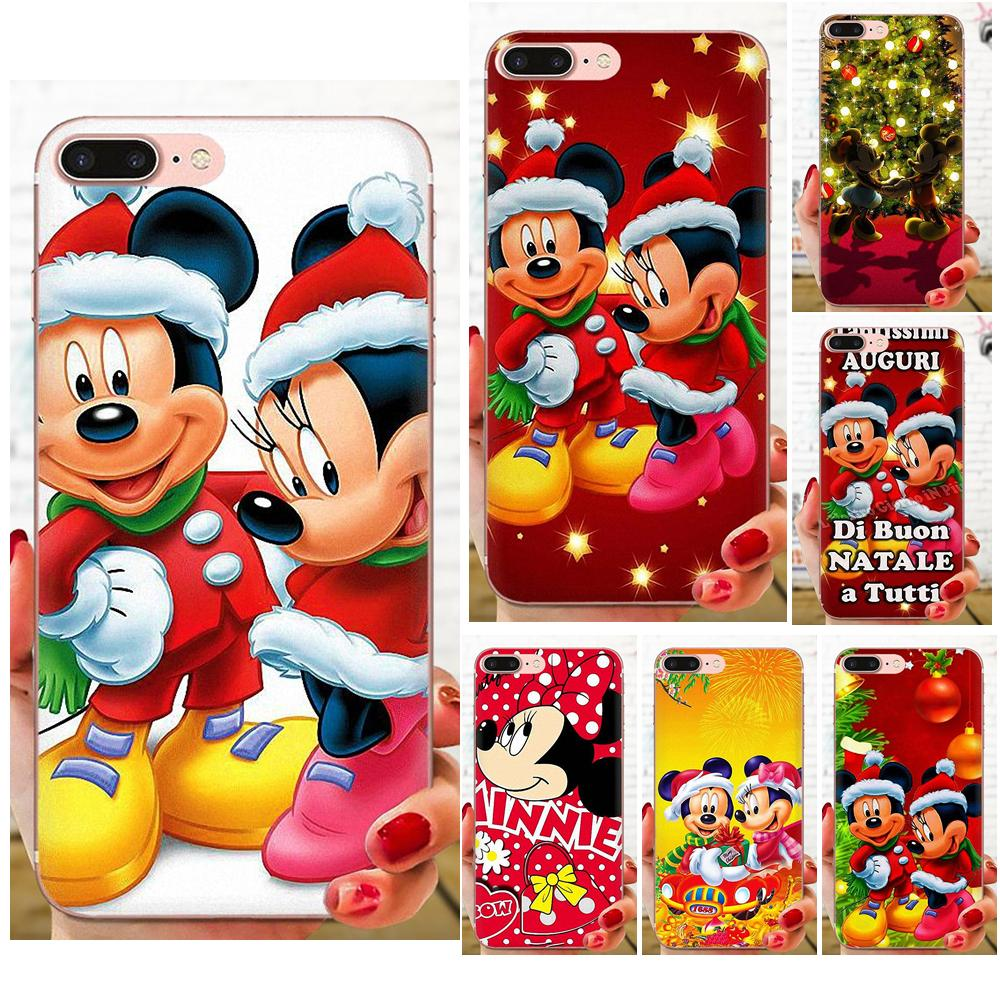 New Case Black Phone Mouse New Year For Galaxy Grand A3 A5 A7 A8 A9 A9S On5 On7 Plus Pro Star 2015 2016 2017 2018 image