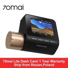70mai Lite Dash Cam Smart Car DVR 1920*1080P Dash Car Camera Parking Monitor 140 FOV ночная версия