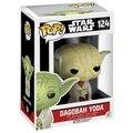 Funko POP 10105F Bobble Star Wars: Dagobah Yoda 10105