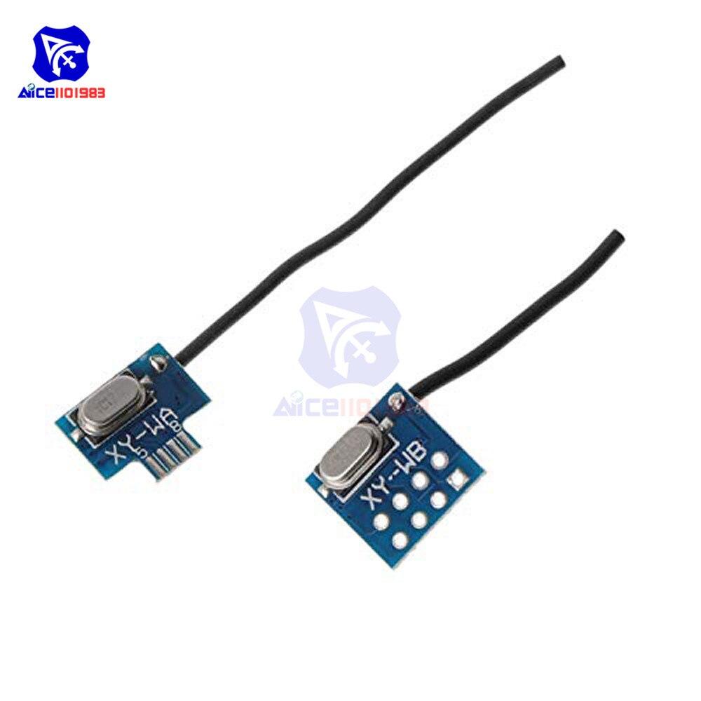 Diymore XY-WA / XY-WB 3,3 V 2,4G беспроводной модуль приемопередатчика на большие расстояния с низким энергопотреблением и защитой от помех LT8920 Ultra NRF24L01