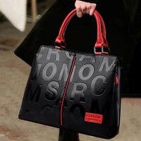 Damen Qualität Leder Brief Schulter Taschen für Frauen 2021 Luxus Handtaschen Frauen Taschen Designer Mode Große Kapazität Tote Tasche