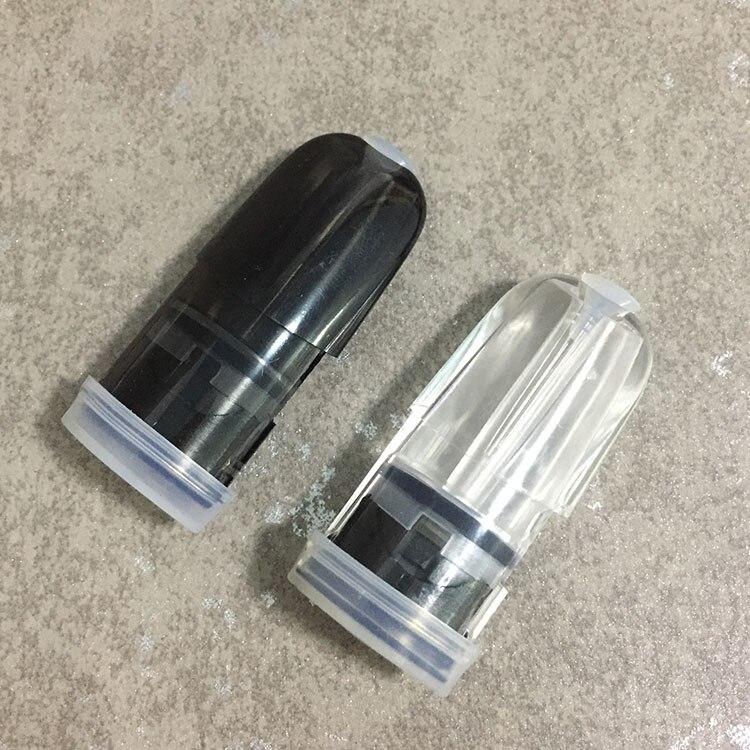 1pcs Ceramic Coil Refillable Replacement Cartridge For Relx Empty Pod Vape Cartridge Atomizer 2ml 1.2ohm ECigarette Accessories