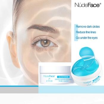 korean under eye patches 60pcs collagen cream face korea crystal facial mask beauty collagen patches eyes mask dark circles neocell collagen beauty builder купить