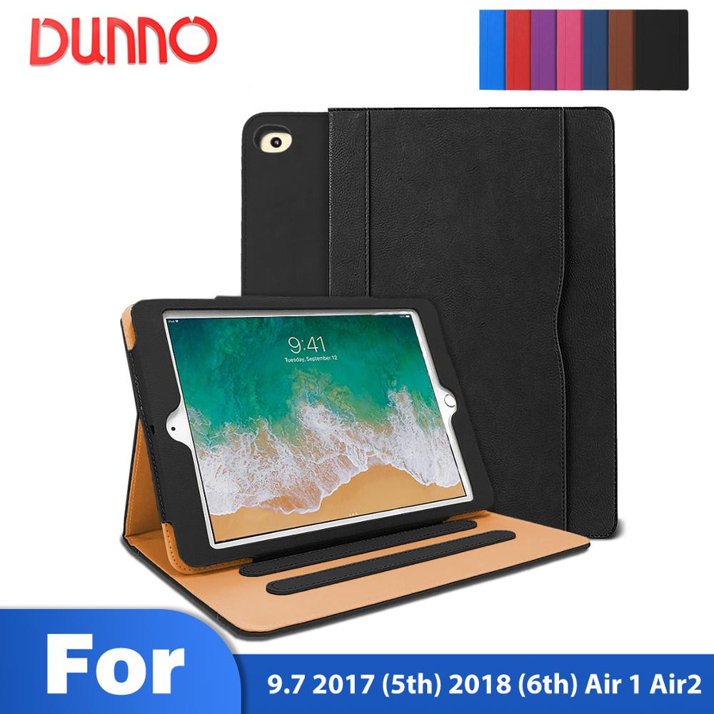For IPad Case 9.7 IPad 6th Generation Leather IPad Air 2 Case For Cover IPad 2018 2017 IPad 5th Generation Case IPad Air Case