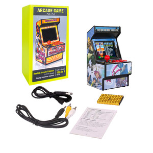 """Image 5 - Gamepad Portable Retro Mini Arcade Handheld Game Console Machine Player 16 Bit Built in 156 Classic TV Output With 2.8"""" Screen"""