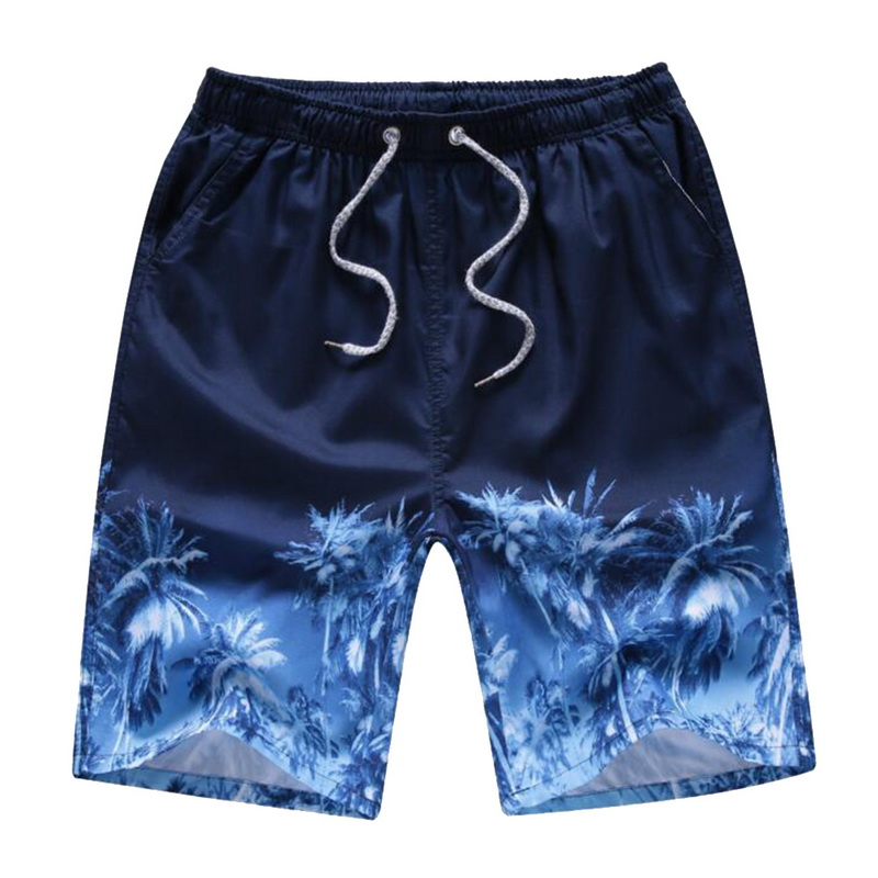 2020 Hot Men's Shorts Summer Quick Dry Comfortable Beachwear Homme Couple Male Shorts Masculino Plus Size 4XL Bermuda Masculina