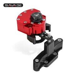 Reversed Safety Steering Damper For HONDA CBR650F CBR 650F 2014-2018 17 16 15 Motorcycle Adjustable Stabilizer Kit Mount Bracket