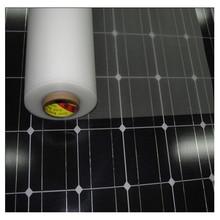 680 мм 810 мм 1100 мм широкая Солнечная эва пленка для инкапсуляции панели солнечных батарей CE& TUV сертификат толщина 0,5 мм