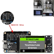 ARM 32Bit Mainboard Control Controller with 3.5
