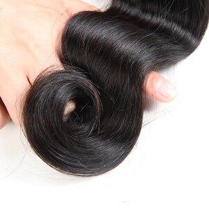 Image 5 - Fashow 8 34 36 38 40 inch Peruaanse Hair Weave Bundels Body Wave 100% Menselijk Haar 1/3 /4 bundels Natuurlijke Kleur Remy Hair Extensions In de uitverkoop