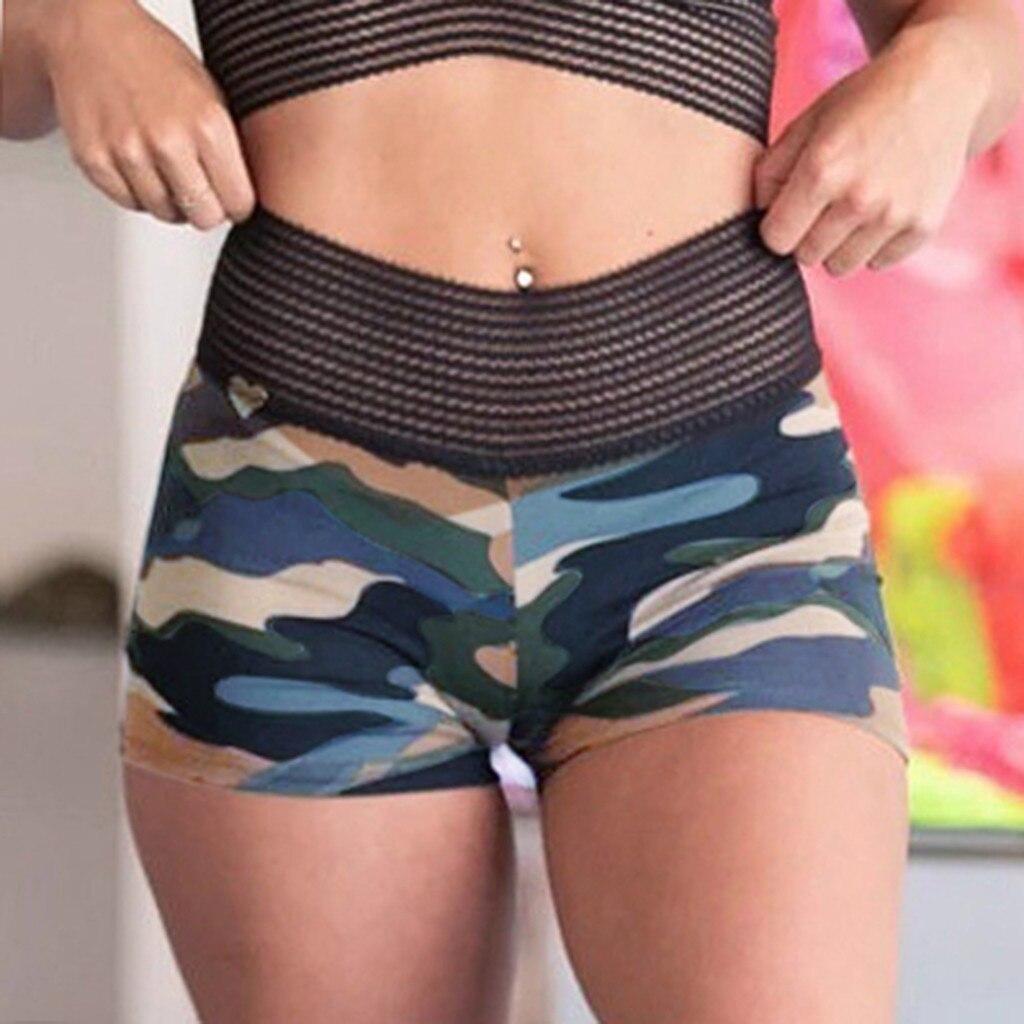 shorts for Women Basic Slip Shorts Compression Workout Shorts Capris женские шорты summer daily bottom gifts 2020 short femme