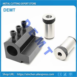 Image 4 - SBHA Center height 20/25 for internal D20 / D25 / D32 / D40 Auxiliary tool holder Mechanical Lathe tool sleeve tools holder