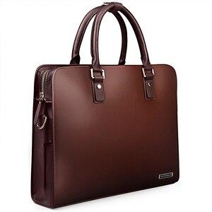 LUCKYER BEAUTY men bag briefca