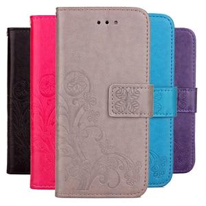 Impresso flor 3d caso bolsa de couro para itel a11 luxo magneti titular do cartão carteira capa para itel p11 p12