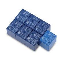 50 قطعة/الوحدة التبديلات SRD 03VDC SL C SRD 05VDC SL C SRD 06VDC SL C SRD 09VDC SL C 3V 5V 6V 9V 10A 250VAC 5PIN T73