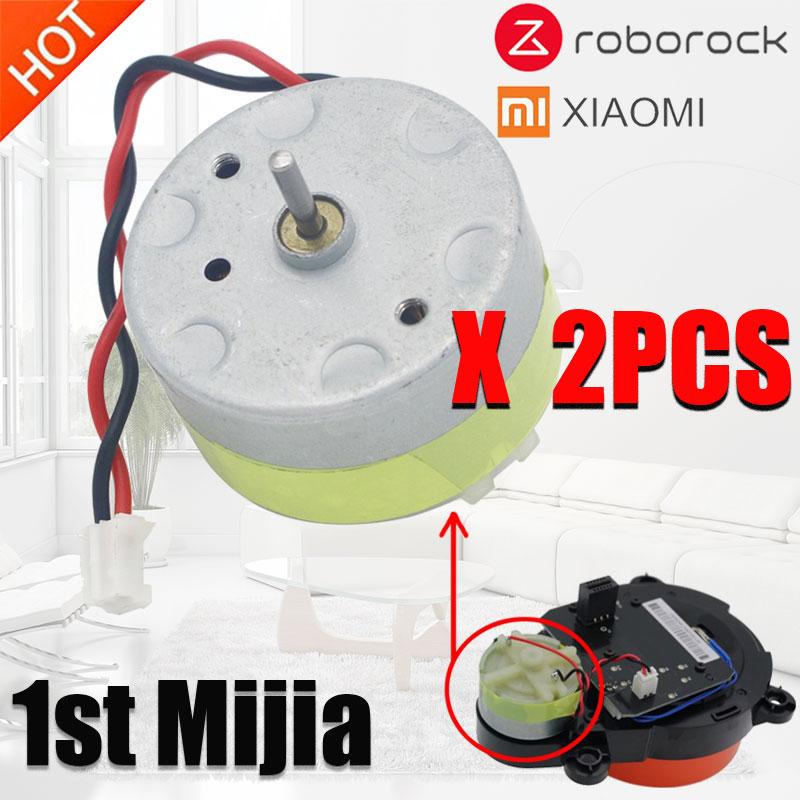 Gear Transmission Motor For XIAOMI Mjja Roborock S50 S51 S55 Robot Vacuum Cleaner Spare Parts Laser Distance Sensor LDS