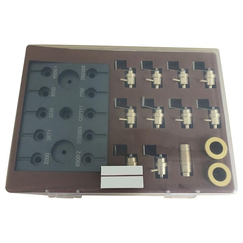 Reparatur Werkzeuge Uhr Mainspring Wickler Ersatz Fässer für 3135/2892/2824/7750/2671/2000/ 8500/C07111/2235/8200 Bewegung - 5