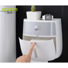 Bathroom Paper Mobile Phone Holder With Shelf Towel Rack Toilet Tissue Boxes