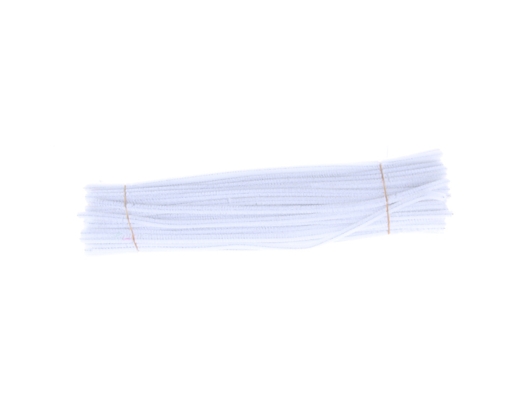 Children'S Educational 6mm Spin Rod Plush Wool Top Hair Root Colored Bar DIY Art And Craft Material