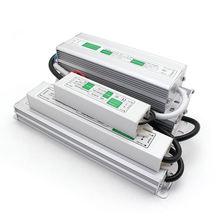 Светодиодный светильник в трансформаторы ac/dc 12v 24 v Питание