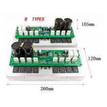 AMPLIFICADOR DE POTENCIA por etapas, placa amplificadora de fiebre para el hogar, alta potencia, HIFI, Clase A, PR 800, última actualización, 1000W