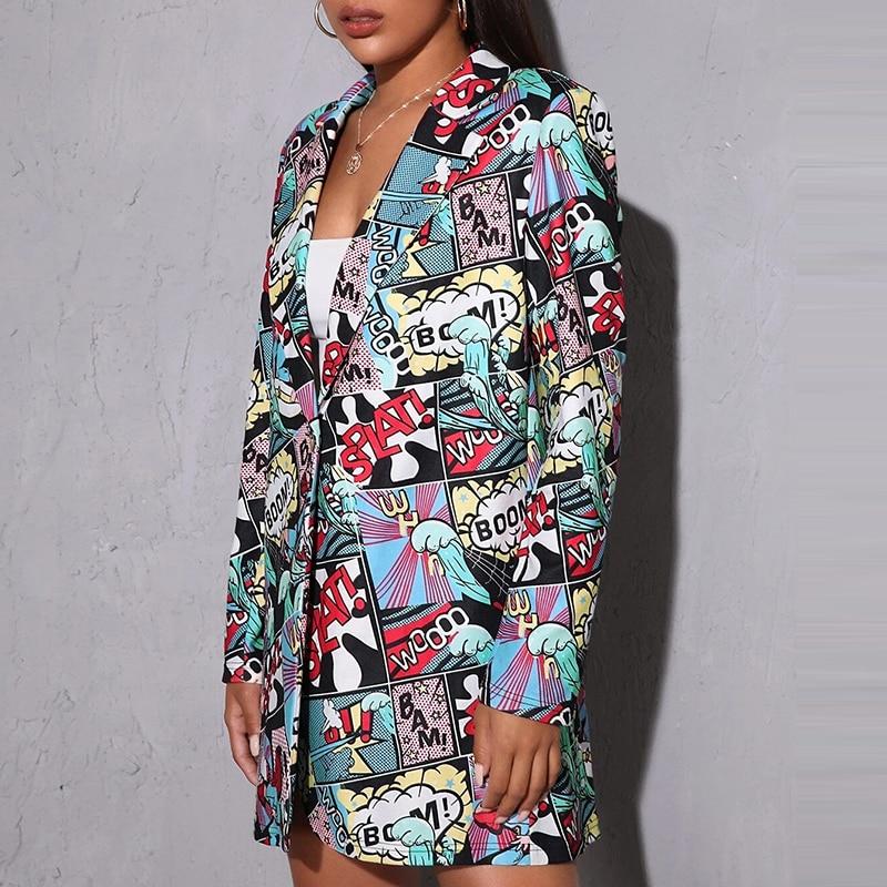 Hce71ef1ffcde48ce9c1c4e9e07f283b4I Fashion Trend Women Lapel Leopard Print Long Sleeves Suit Jacket Elegant Fall Winter Office Lady Cardigan Coat Casual Streetwear