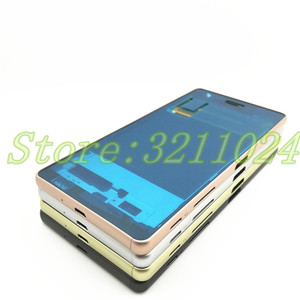 Image 3 - Middle Frame For Sony Xperia X F5121 F5122 Frame Bezel LCD Housing Chassis Mid Faceplate Replacement Repair Spare Parts