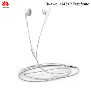 Image 1 - Original HUAWEI Earphone Honor AM110 3.5mm Headsets W/ Mic Remote Control For P7 P8 P9 Honor 9 10 V8 V10 V20 8C 8A 8X Mate 7 8 9