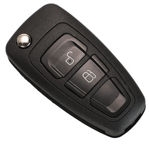 Запасной дистанционный ключ KEYECU 434 МГц FSK 4D63 чип для Ford Ranger 2011 2015, для Mazda 3 2008 2012 BT50 2011 2015 5WK50165 Ключ от авто      АлиЭкспресс