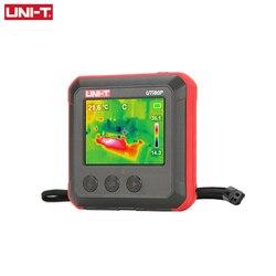 UNI-T UTi80P Mini termowizor kieszonkowa termiczna kamera termowizyjna na podczerwień Detekcja temperatury ogrzewania podłogowego w warunkach przemysłowych