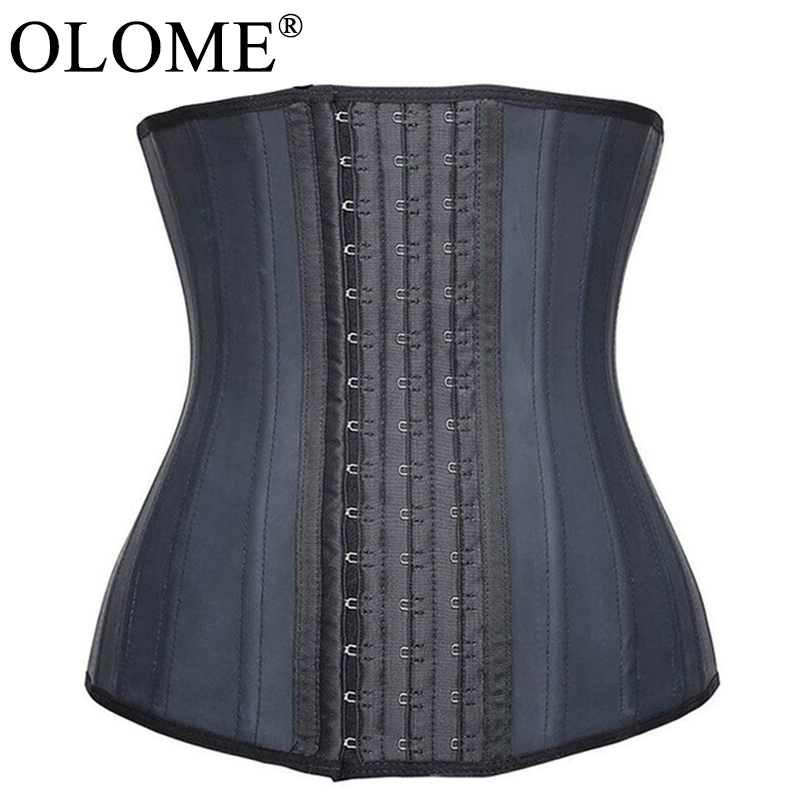 Latex Waist Trainer Slimming Underwear Cincher Corset Slimming Belt Modeling Strap Shapers Body Shaper Slimming Latex Corset