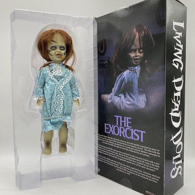 filme figura de ação brinquedos assustador boneca