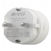 Electrical Sockets HIPER HI P01 home improvement electrical equipment supplies smart power socket P01 2500V