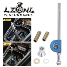 LZONE - Throw Short Shifter Quick Gear Kit for Subaru Impreza WRX STI 96-03 JR5350