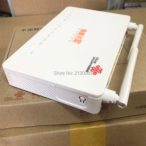 Image 3 - 2019 New GPON ONU ZTE F677 Fiber Optic Router 3FE+1GE+1Tel+USB+Wifi 100% New same function as ZTE F663N
