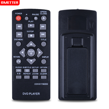 DVD remote control COV31736202 use for LG DVD Player DP132 DP132NU