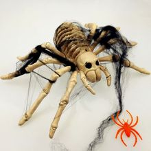2019Animal Skeleton Model Bat Spider Scorpion Lizard Bones Halloween Party Decoration Horror Movie Props