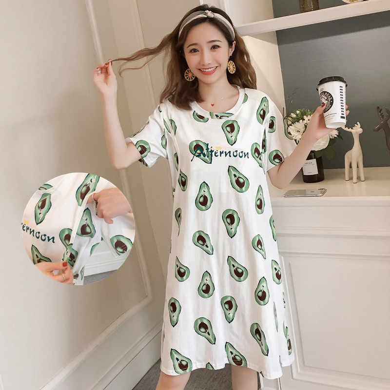 maternity nightwear room wear clothes pregnant nightdress mother nightgown nursing pajamas breastfeeding pyjama pregnancy dress
