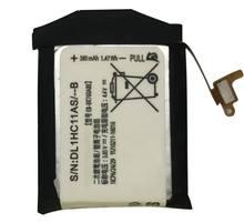 Novo samsung bateria original EB-BR760ABE para samsung gear s3 frontier/clássico EB-BR760A SM-R760 SM-R770 SM-R765 SM-R765S 380ma