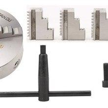 SAN OU K12-500 высокой точности 4-челюсти Самоцентрирующийся Зажимной патрон для механический станок для сверлильно-фрезерный станок
