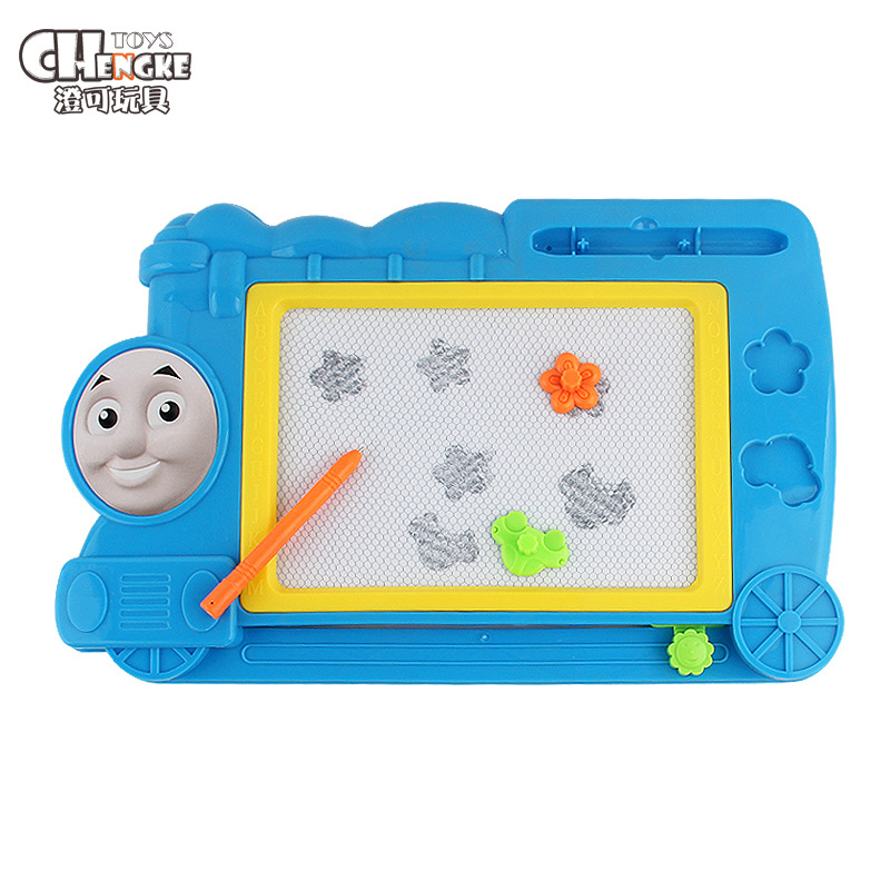 [Small Single Product] Educational Scientific And Educational Toy CHILDREN'S Drawing Board Magnetic Drawing Board 12458a