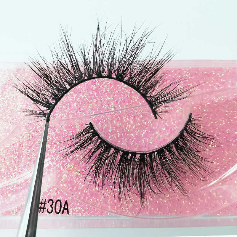 SHIDISHANGPIN 1 paar 3D nerz wimpern make-up flauschigen natürliche nerz wimpern Lange gefälschte lash dramatische falsche wimpern maquiagem 32A